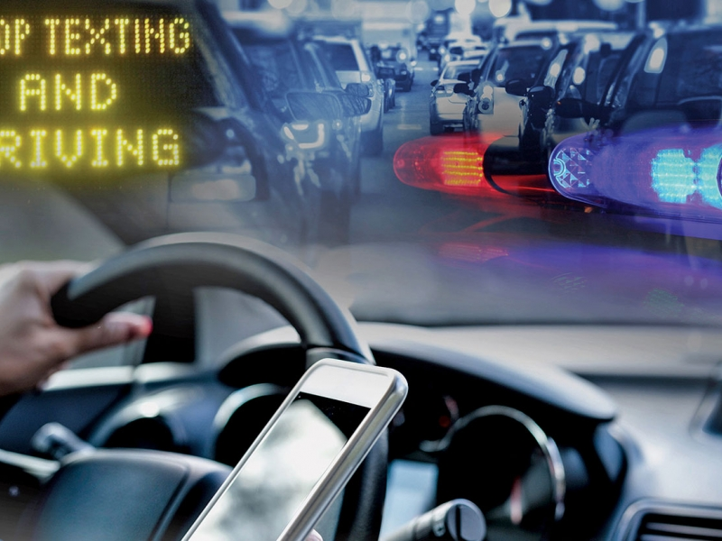 Distracted Driving Solution May Be Self Driving Cars