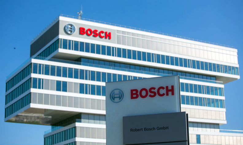 Weakness in the car industry has already led Bosch's rivals ZF Friedrichshafen and Continental to issue profit warnings.
