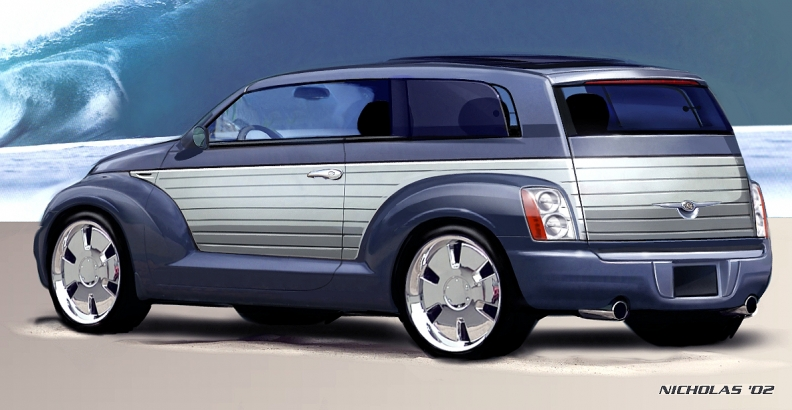 Fca The Chrysler Gt Cruiser And