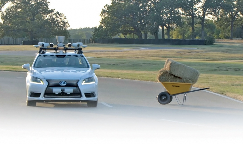 Toyota Marks Milestone On Autonomous Vehicle Testing