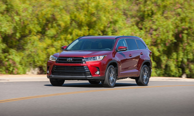 The Third Generation Highlander Made Its Debut At Indiana Plant In 2017 And Was Mildly Refreshed For Cur Model Year