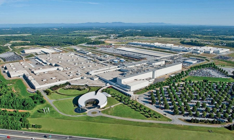 BMW's Spartanburg plant finds its calling