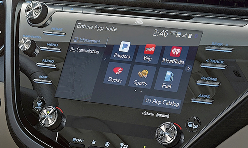 Can Toyota stave off CarPlay, Android Auto?