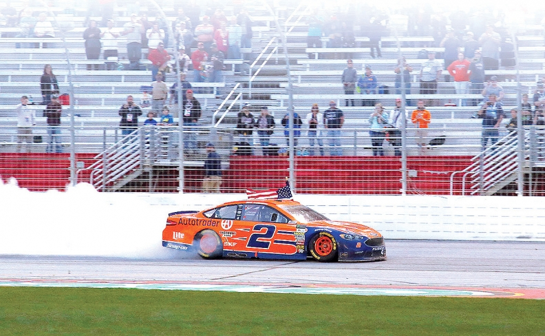 Cox Automotive spreads its racing bets